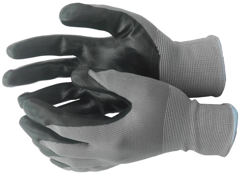 Перчатки нейлоновые Люкс 15 класс