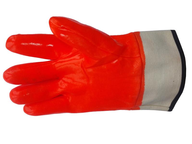 Перчатки ПВХ НМС (нефтеморозостойкие) КП