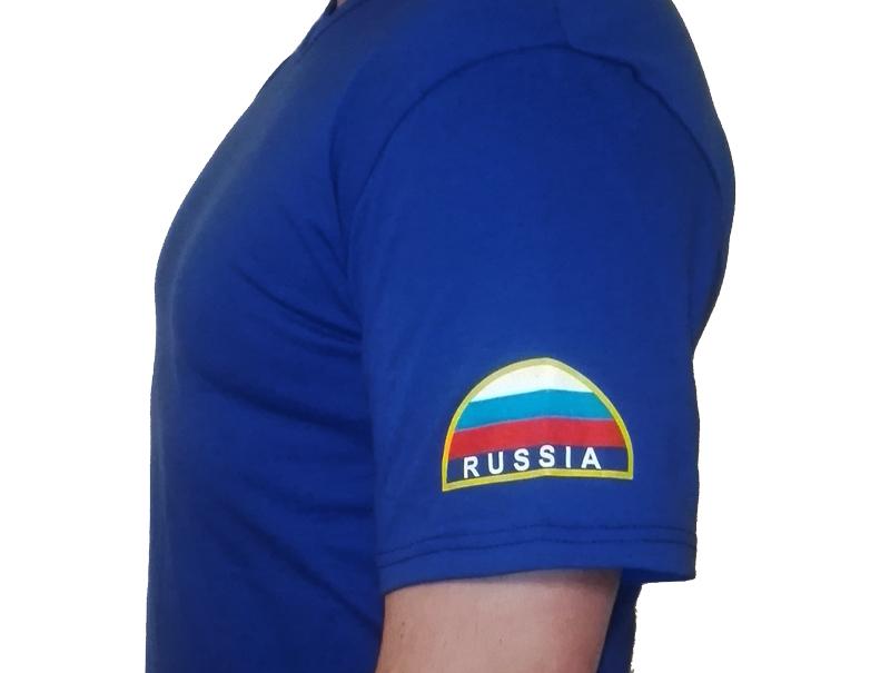 Футболка мужская «МЧС России»