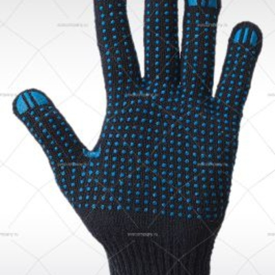Рабочие перчатки хб. Повышаем КПД сотрудников.