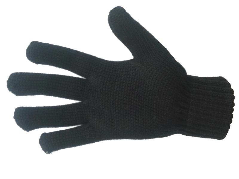 Перчатки трикотажные полушерстяные 7,5 класс