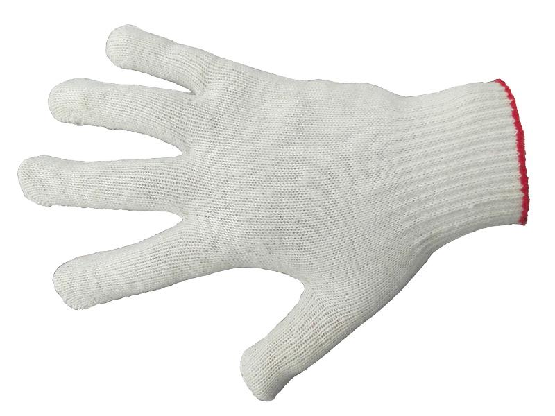 Перчатки 6-нитка 7,5 класс ХБ