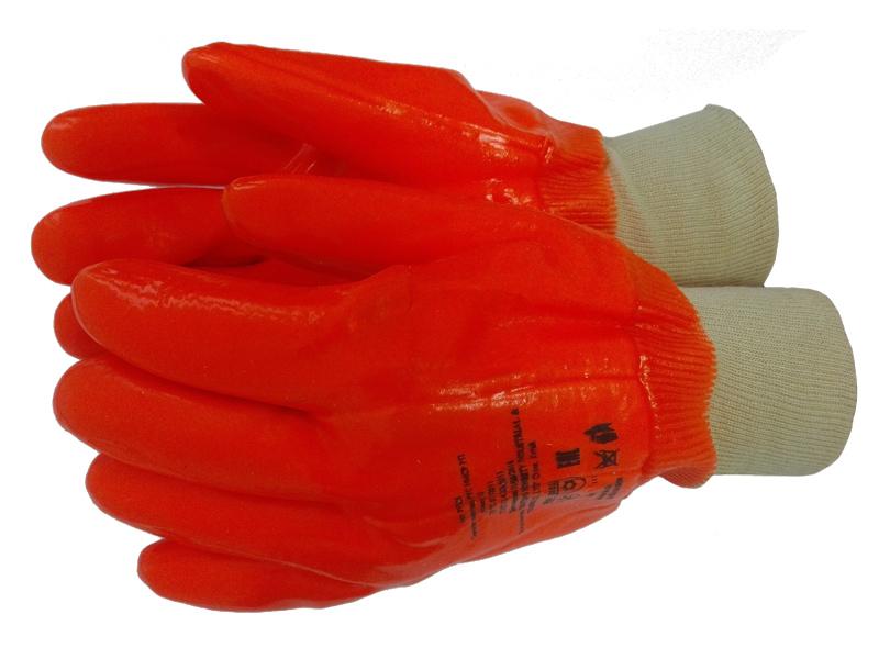 Перчатки ПВХ НМС (нефтеморозостойкие) РП