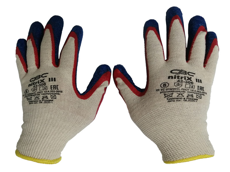 Перчатки Нитрикс 3