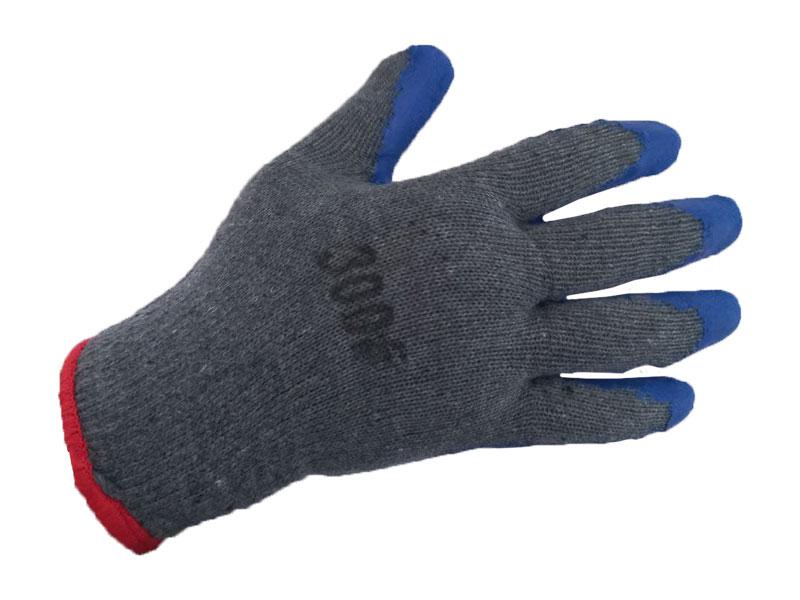 Перчатки «Торро» 10 класс, серые