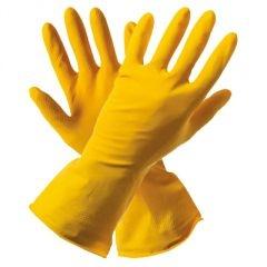 Перчатки резиновые рабочие незаменимы в работе