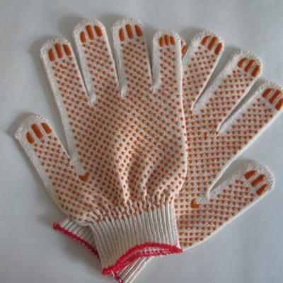 Перчатки рабочие с пвх точкой незаменимые СИЗ