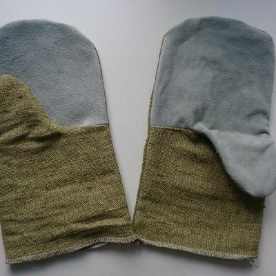 Пошив рабочих рукавиц для любых работ